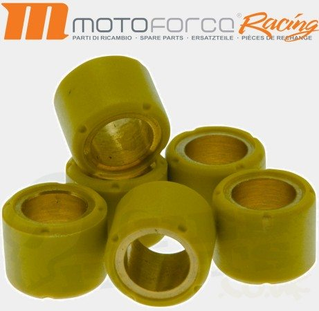 17x12 Motoforce Variator Rollers