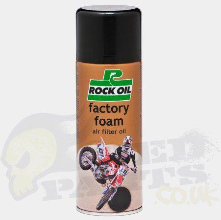 Factory Foam Air Filter Oil- Rock Oil