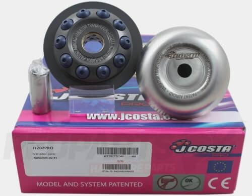 J.Costa PRO Variator- Aerox/ Neos 50cc 4-Stroke