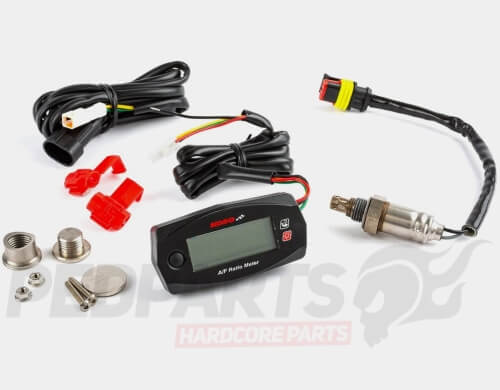 Koso Mini Narrowband Air/Fuel AFR Meter