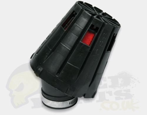 Malossi Covered Race Air Filter- 38mm