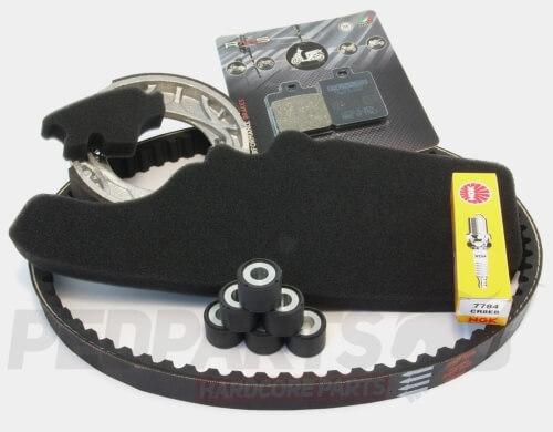 Service Kit- Vespa LX 50cc 4-Stroke
