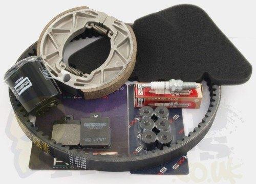 Service Kit - Piaggio Liberty 125cc