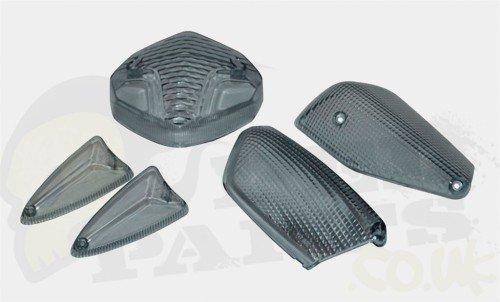 Smoked Lens kit - Aerox 2013