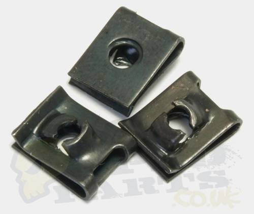 Spire Clips - Body Panel Self Tapping Screws Spring