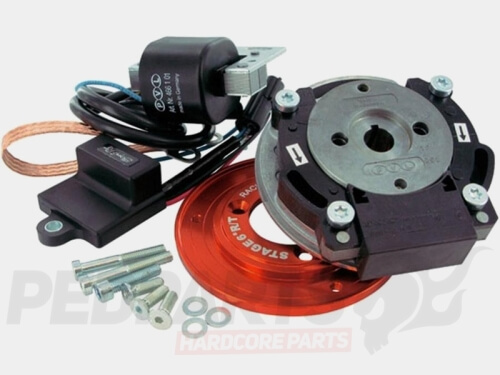 Stage6 R/T Internal Inner Rotor Ignition - Piaggio