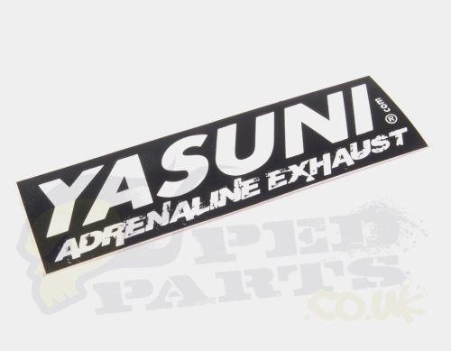 Yasuni Body Panel Sticker